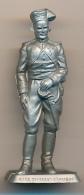 Figurine MOKAREX : SOUS-OFFICIER CHASSEUR D'AFRIQUE (1914), Personnage Militaire, 2 Scans - Figurines