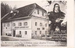 1374    AK  SLOVENIJA  GG--SISKA   V--VODNIK - Slovenia
