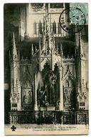 CPA 87 Haute-Vienne Limoges Intérieur De L'Eglise Saint-Michel Chapelle De St-Antoine De Padoue - Limoges
