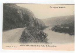 Environs D'Aywaille. La Route De Comblain Et La Vallée De L'Amblève 1905 - Aywaille