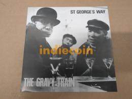 45T GRAVY TRAIN  St George's Way 1993 UK 7 Single - Vinyl Records