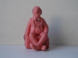 - Ancienne Figurine ESSO Glup's. 1971. Série Les Aristochats. Edgar Bonnefamille - - Figurines