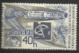 Cecoslovacchia Lotto N. 794 Del 1967 Yvert N.1551 Usato - Tschechoslowakei/CSSR