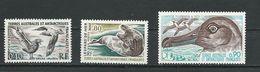 TAAF Scott  13-72-93 Yvert  13-72-90 (3) * Cote 3,70$ 1959-81 - Terres Australes Et Antarctiques Françaises (TAAF)