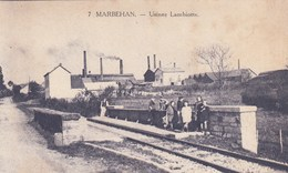 MARBEHAN / HABAY / LUXEMBOURG / USINES LAMBIOTTE - Habay