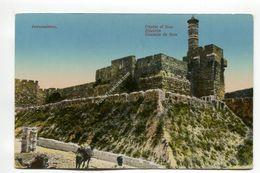 Jerusalem - Citadel Of Zion - Israel