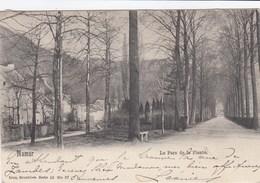 NAMUR /  LE PARC DE LA PLANTE  1901 - Namur