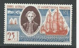 TAAF Scott 20 Yvert 18 (1) * VLH Cote 27,50$ 1959 - Terres Australes Et Antarctiques Françaises (TAAF)