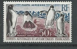 TAAF Scott C4 Yvert PA5 (1) *VLH Cote 42$ 1963 - Terres Australes Et Antarctiques Françaises (TAAF)