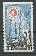TAAF Scott C6 Yvert PA7 (1) * VLH Cote 110$ 1963 - Terres Australes Et Antarctiques Françaises (TAAF)