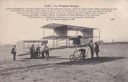 Tri Plan Goupy - ....-1914: Précurseurs