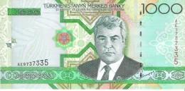 Turkmenistan - Pick 20 - 1000 Manat 2005 - Unc - Turkmenistan