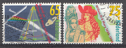 Pays-Bas 1988  Mi.nr: 1345-1346 Jahrestag Der...  Oblitérés / Used / Gestempeld - Periode 1980-... (Beatrix)