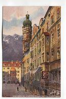 Innsbruck - Herzogfriedrichstr. M. Stadtturm - Innsbruck
