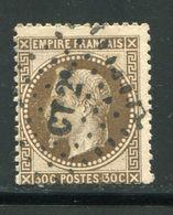 Y&T N°30  Ambulant C T2° - 1863-1870 Napoléon III Lauré