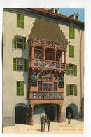 Innsbruck - Goldenes Dachl Erbaut 1425 - Innsbruck