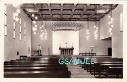 Allemagne - Carte Photo - Heilig Kreuz Kirche Solingen - Voir Scan. - Solingen