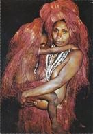 NOUVELLES HEBRIDES - Grand Nambas - Mère Avec Enfant - - Ansichtskarten
