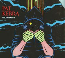 Pat KEBRA - Electrosensible - CD - Thierry GUITARD - Rock