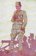 Mitrailleur-Lieutnant - Feldgraue Serie     (P-114-60829) - Matériel