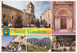 SAINT GAUDENS / MULTIVUES / BLASON - Saint Gaudens