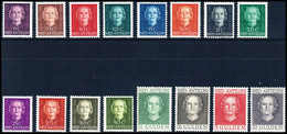 ** Königin Juliana, Tadellos Postfr. Serien.<br/><b>Katalogpreis: 530,-</b> (Michel: 13/24,25/28) - Stamps