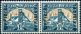 ** 1½ P., Tadellos Postfr. Waagr. Paar.<br/><b>Katalogpreis: 50,-</b> (Michel: 70/71) - Stamps
