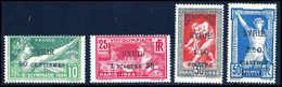 ** Olympische Sommerspiele 1924, Tadellos Postfr. Serie (Mi.-Preis Für Falz).<br/><b>Katalogpreis: 120,-+</b> (Michel: 2 - Stamps