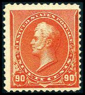 * 90 C., Tadellos Ungebr.<br/><b>Katalogpreis: 550,-</b> (Michel: 71) - Stamps