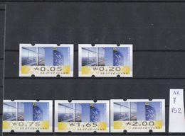 Deutschland BRD ** ATM  Nr 7 VS 2  Post Tower Postpreis 4,65 - BRD