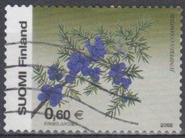 FINLANDIA 2002 Nº 1591 USADO - Blocks & Kleinbögen