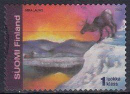 FINLANDIA 2002 Nº 1592 USADO - Blocks & Kleinbögen