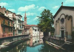 Omegna (Biella, Piemonte) Torrente Nigoglia, Scorcio Panoramico - Verbania