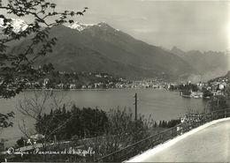 Omegna (Biella) Lago D'Orta, Panorama Del Golfo, General View, Vue Generale - Verbania