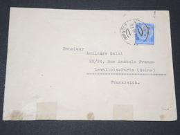 ALLEMAGNE - Enveloppe De Wien Pour La France En 1940 Avec Contrôle Postal - L 14300 - Allemagne