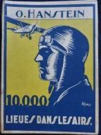 10.000 Lieues Dans Les Airs - O. Hanstein - Fernand Nathan - ( 1946 ) - Bücher, Zeitschriften, Comics
