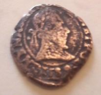 Monnaie Double Tournois Henri III ? - 476-1789 Period: Feudal