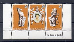 GAMBIE  Timbres Neufs ** De1978  ( Ref 5075 )  Reine Elisabeth II - Gambie (1965-...)