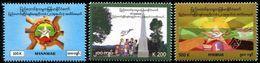 Myanmar - Birmanie (2016)  - Set -  /  Peace Conference - Myanmar (Birma 1948-...)