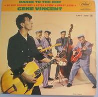 45 T Gene Vincent - Vinyl Records