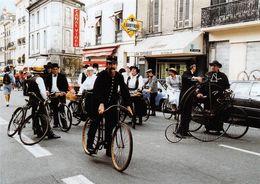 Bordeaux Facteur En Vélo Ancien - Bordeaux
