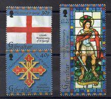 GIBRALTAR  Timbres Neufs ** De  2003   ( Ref 5079 )  Saint Georges - Gibraltar