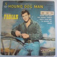 45 T Fabian - Vinyl Records