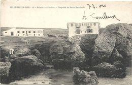 PROPRIETE DE SARAH BERNARD - Belle Ile En Mer