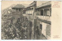 GRANADA SIN ESCRIBIR ALHAMBRA - Granada