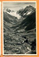A509, Lötchental, Laggletscher, Ferden, Kippel, édit. E. Gyger, 7567, Non Circulée - VS Valais