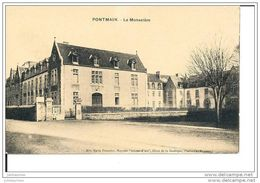 53 PONTMAIN LE MONASTERE CPA BON ETAT - Pontmain