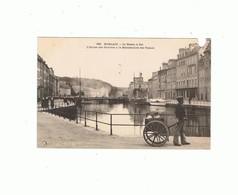 29_MORLAIX_le Bassin A Flot L'entrée Des Ouvriers A La Manufacture Des Tabacs - Morlaix