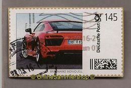 (L15)  BRD - Briefmarke Individuell - Auto  Car - Audi  - Wert: 145 - Autos