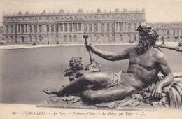 (78) VERSAILLES - Le Parc - Parterre D'Eau - Le Rhôme - Versailles (Château)